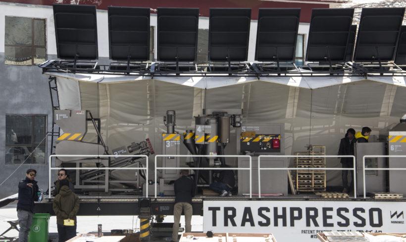 Trashpresso Zadoi