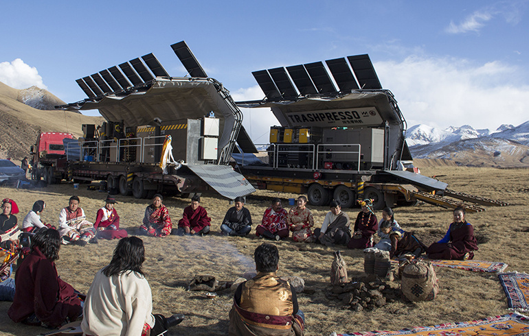 Yushu – Tibetan Plateau
