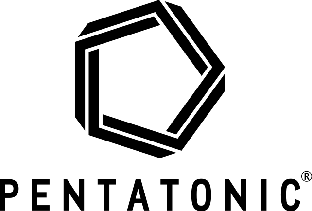 Pentatonic Logo Lockup