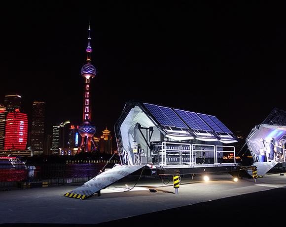 Shanghai – Earth day